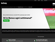 "Betway ""Club Scommesse"""
